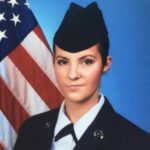 New York Air National Guard Staff Sergeant Sarah Silvernail