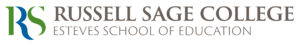 Russell Sage Logo -School of Education