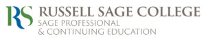 Russell Sage Logo - Professional & Continuing Education