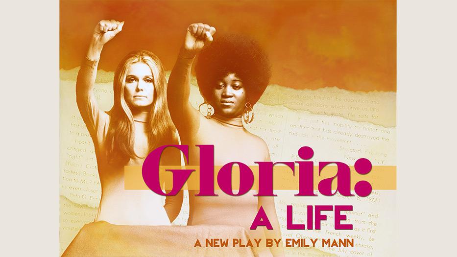 Gloria: A Life poster