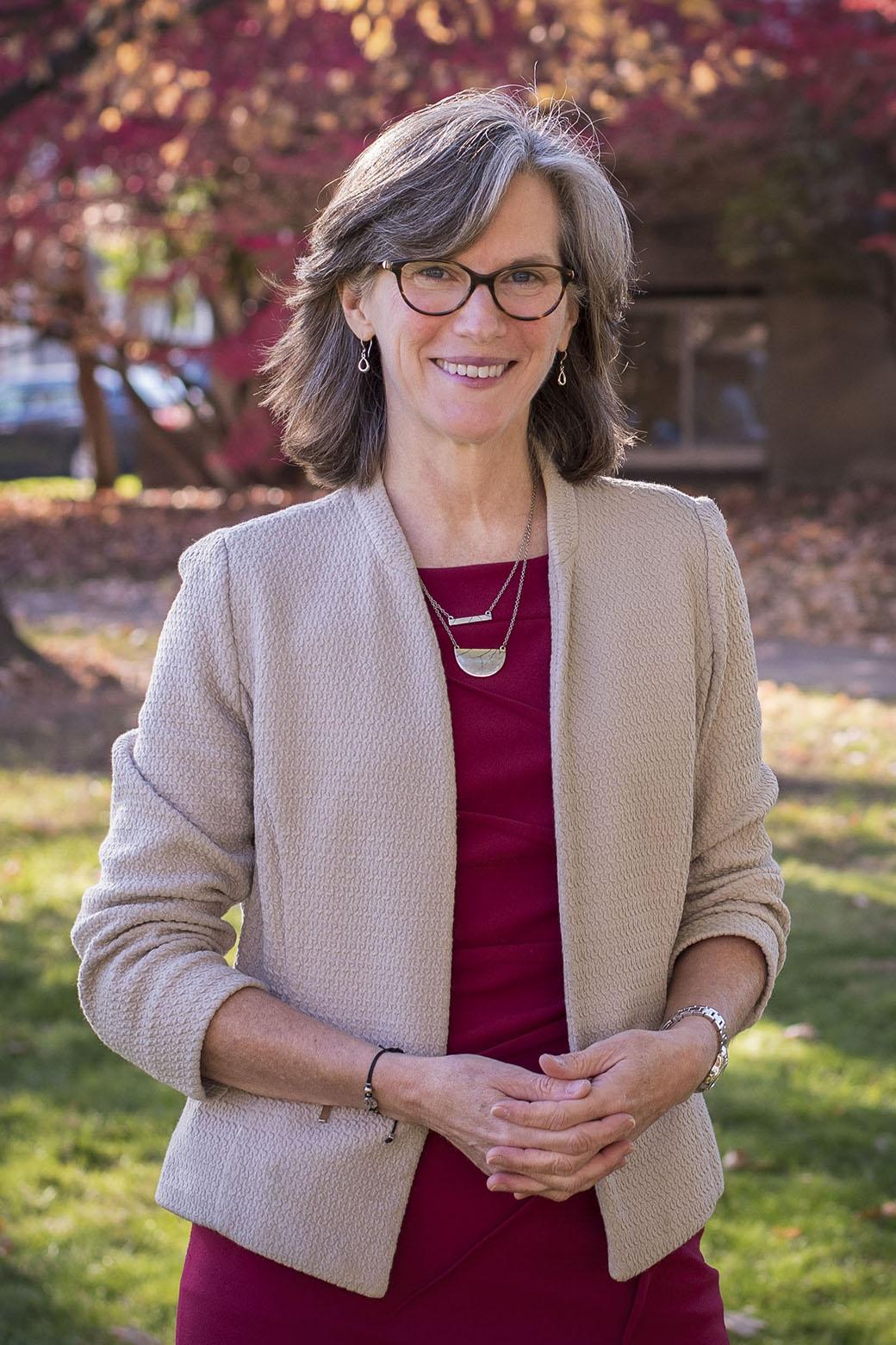 Deb Lawrence, Dean of the School of Arts & Sciences