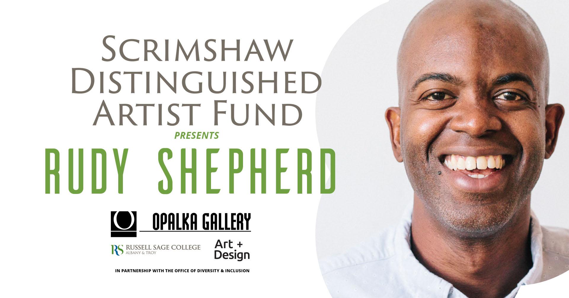 Facebook Event Cover: Rudy Shepard