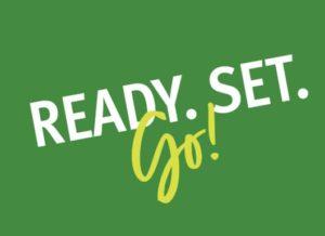 Ready. Set. Go! poster
