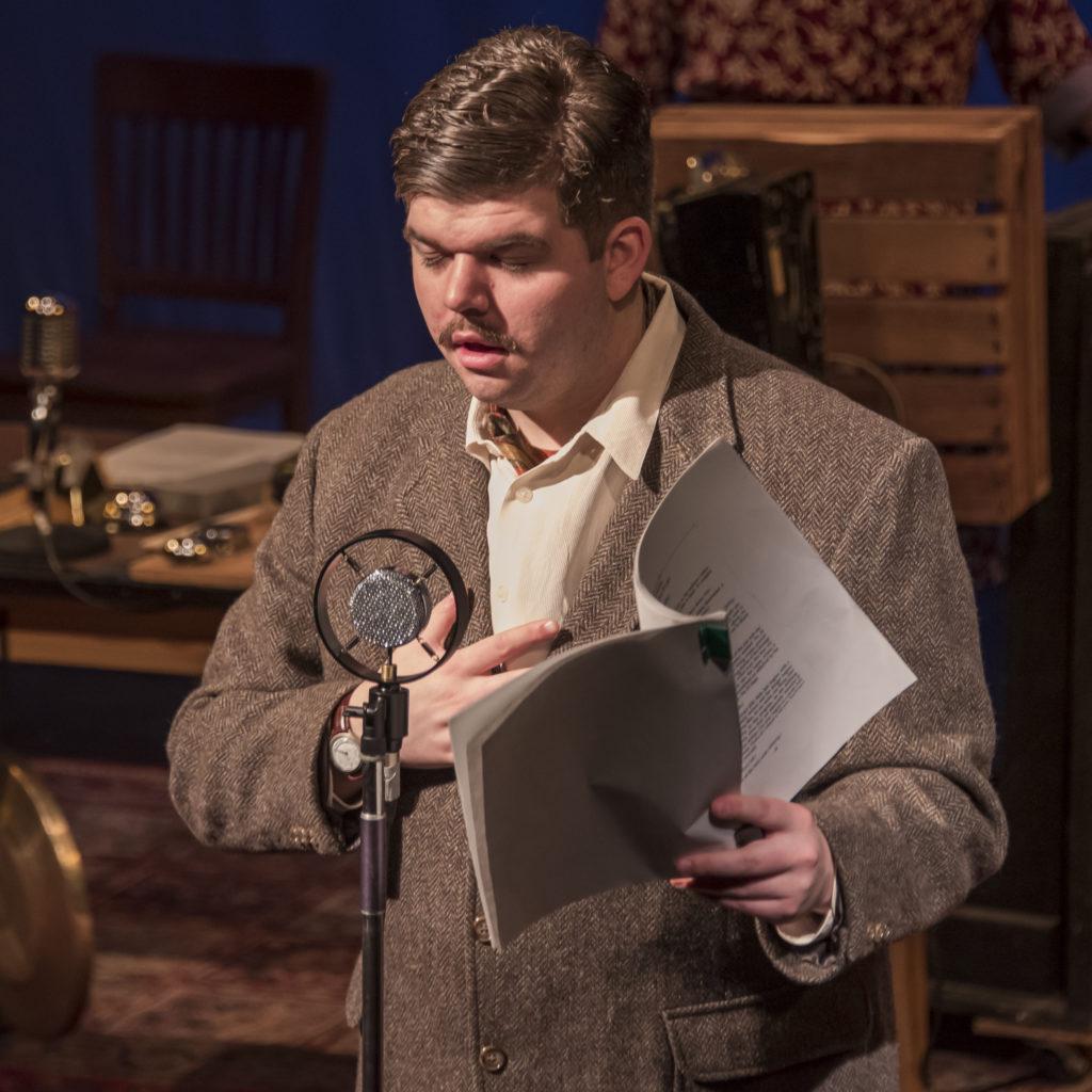 Theatre Major Cameron Richardson
