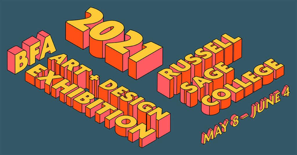 Russell Sage College 2021 BFA Art-Design Exhibition