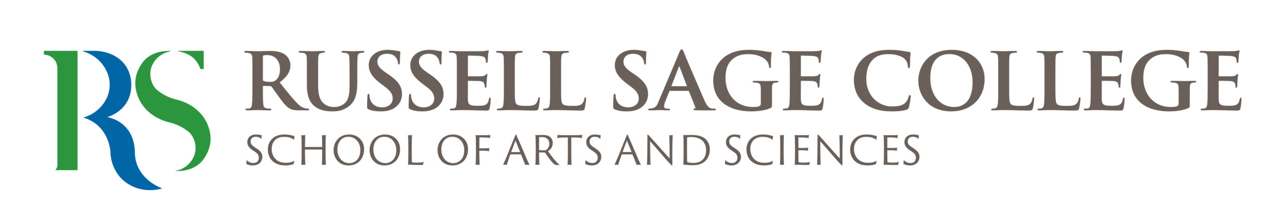 Russell Sage College School of Arts & Sciences [logo]